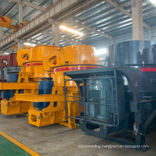 Vertical Shaft Impact Crusher for Stone Construction