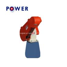 Dispositivo de polir correia de rolo de borracha universal
