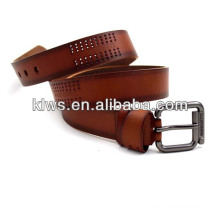 Новейшие мужские ремни 2014 новейший дизайн кожаный ремень