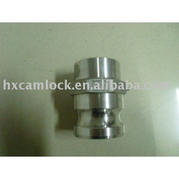 Investment casting SS316 Cam & Groove Coupling Type F