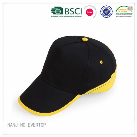 108 58 coton Twill Cap promotionnel