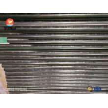 Inconel Boru ASME SB163 Inconel Alaşım 600 Dikişsiz Boru, 25,4 X 1,65 X 6100MM