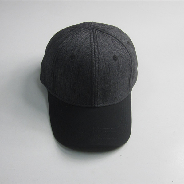 Spandex Denim en blanco Cap Sport Venta al por mayor