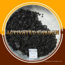 Carbón activado de cáscara de coco importado para el tratamiento de agua