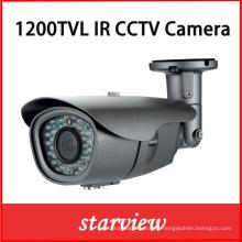 1200tvl impermeable IR CCTV cámara de seguridad de la bala (W22)