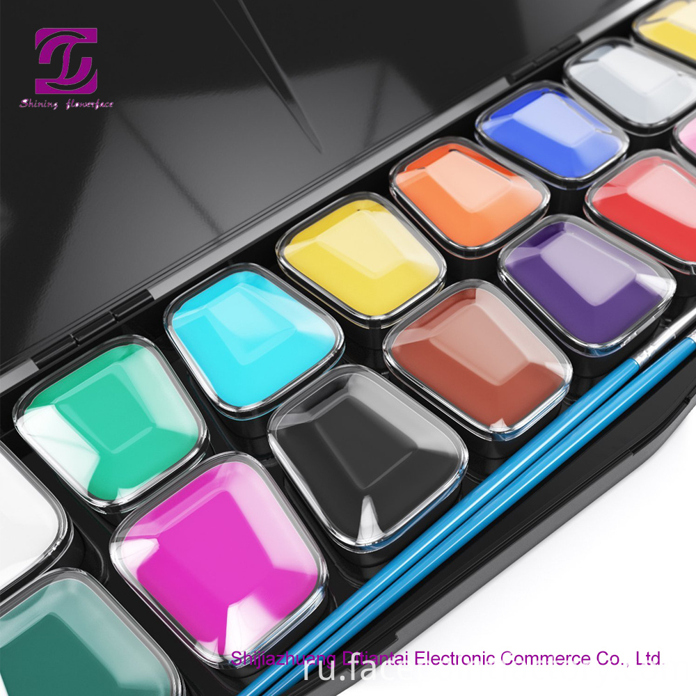 16colors face paint