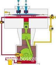 Diaphragm Oxygen Compressor Principle