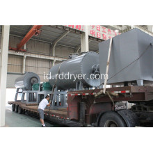 Anthraquinone Sulfonic Acid Vacuum Harrow Drying Machine