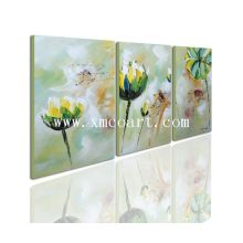 Abstract Canvas Paintings (New-194)