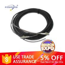 Conjunto de cable óptico, DLC / DLC, GYFJH, 2Core. Cable de derivación protegido al aire libre