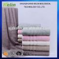billig 100% Baumwolle Material einfarbig gefärbt Badetuch