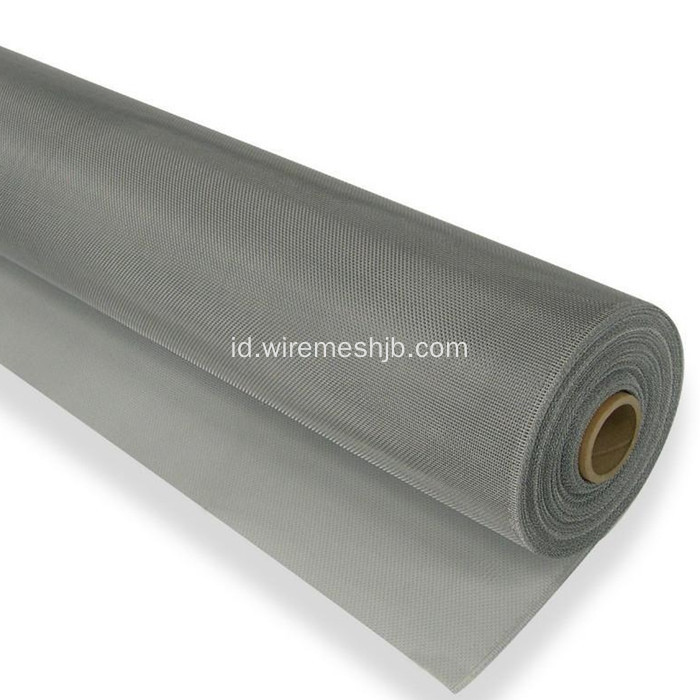 Gree Warna Diemail Aluminium Alloy Window Screen