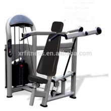 Presse à épaules de vente chaude / équipement de conditionnement physique Commerical