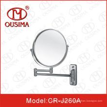 Miroir miroir à miroir moulé mural utilisé dans la salle de douche