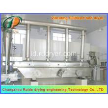 ZLG Series rectilinear getar fluidized bed dryer