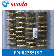 Terex válvula de segurança de peças de caminhão de descarga 02255197