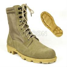 Botas do exército confortável dederrapagem tactical boot fabricante ISO padrão