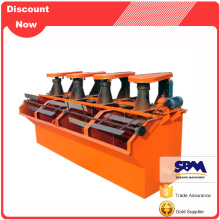 Warranty High accuracy graphite ore flotation machine price