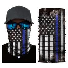 флаг США собака банданы шарф шейный платок