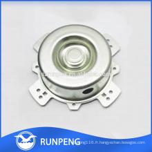 Pièce d'estampage en aluminium de fabrication OEM