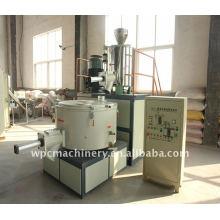 WPC Mixer zum Mischen von Holzpulver und recyceltem Kunststoff