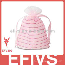 Romantic Pink Organza Bag Wholesale
