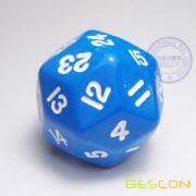 Polyedrischen 30-seitig Gaming-Würfel