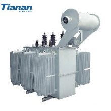 12, 24, 36kv Three-Phase Oil-Immersed Transformer