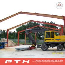 Projecto em Gabinete de Construção de Estrutura de Aço no Gabão Hoteís