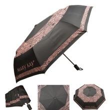 High Quality Mary Kay 3 Fold Custom Umbrella