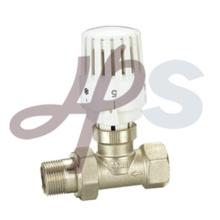 brass thermostatic radiator valve