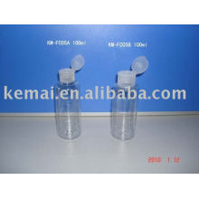100ml flip cap bottle