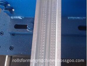 light steel framing machine