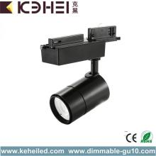 Verstelbare COB 18W LED Track Lights 3Wire
