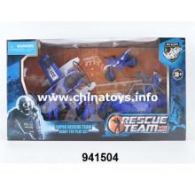 Forças de campo de brinquedo populares, armas, armas. Soldado set (941504)