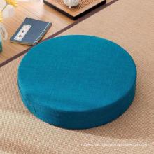memory foam fill yoga meditation tatami seat pillow
