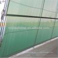 dunkelgrün Privatsphäre windschutzzaun Netting mit UV resistent