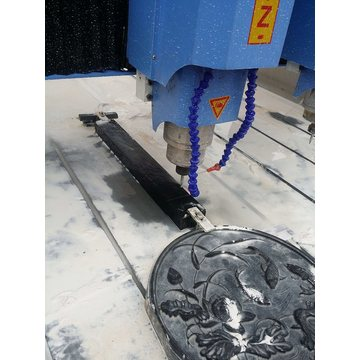 3D Relif Carving CNC Router do marmuru