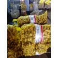 2018 Chinês gengibre fresco saco de malha / caixa de embalagem