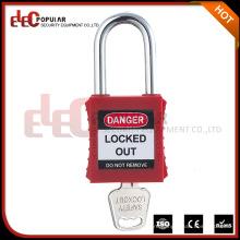 Висячий замок безопасности с ключом