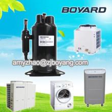 Boyard r407c 220v mas 5000 compressor com condicionador de ar portátil em casa