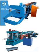 Metal C Gording roll vormende machine