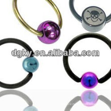 Ball Closure Rings jewelry nose hoop body piercing