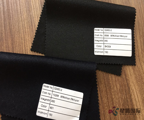 Wool Blend Fabric For Winter Cloth