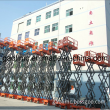 Full-Automatic Scissor Lift with CE Standard