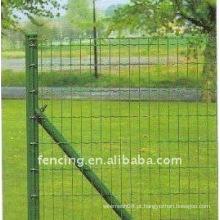 alta qualidade da cerca do jardim para o mercado de Europ (fábrica de 10 anos)