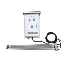 Swimming Pool Integrated Ballast 450watts Immersion UV Sterilizer