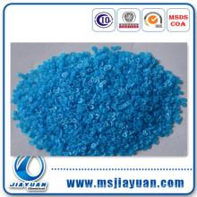 Blauer Kreis kundengebundene Reinigungsmittel-Farbe gesprenkelt