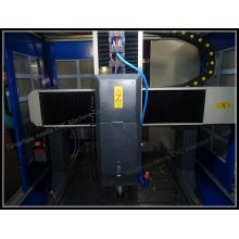 La máquina del router del CNC de la metalurgia para muere talla 3D