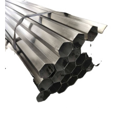 P type and other special shape tube pipe  Cold Drawn Special Steel Pipe